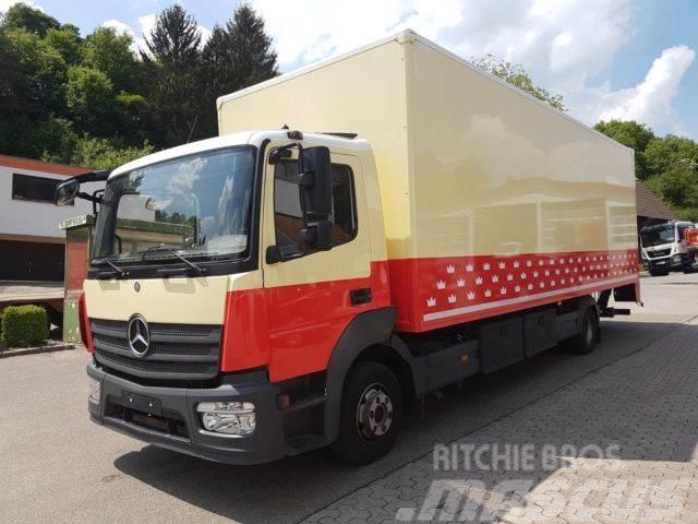 Mercedes-Benz 1223 L Atego,Euro6,ClassicSpace,Radstand 5,42m.