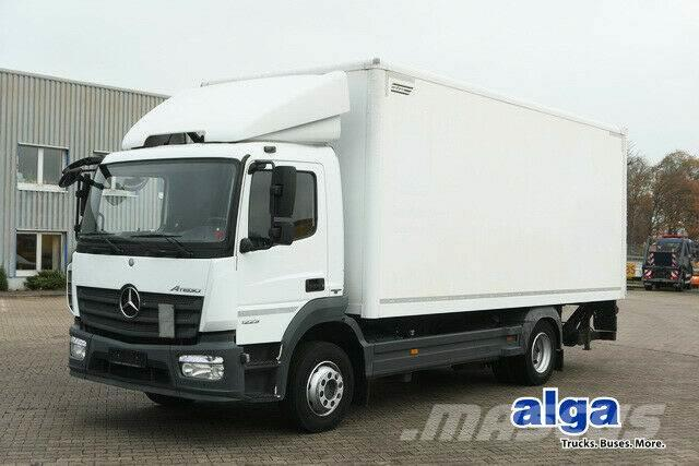 Mercedes-Benz 1223 L Atego 4x2, 6.100mm lang, LBW 2.0to.