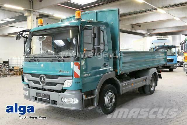 Mercedes-Benz 1224 K Atego 4x2, Hydraulik, 2x AHK., Euro 5