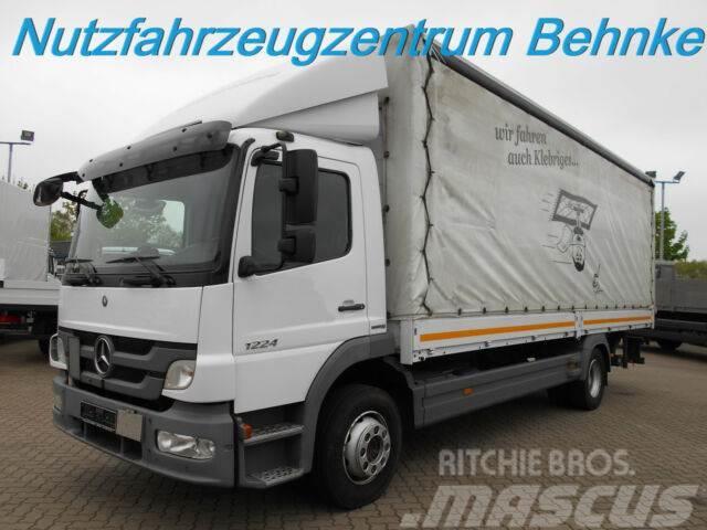 Mercedes-Benz 1224 L Atego 2/ Prit.7,18m/ Curtainsider/ Euro5