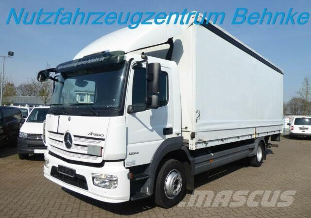 Mercedes-Benz 1224 L Atego 3/ Prit.7,1m/ Curtainsider/ Euro6