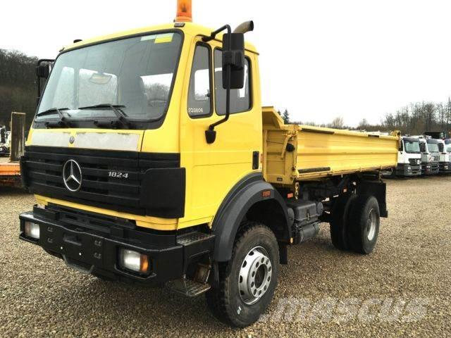 Mercedes-Benz 1824 AK Meiler Kipper Original