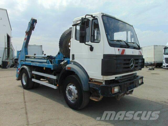 Mercedes-Benz 1824 for containers 4x2 VIN 128