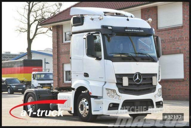 Mercedes-Benz 1845 StreamSpace GGVS / ADR FL Safety Pack, Navi