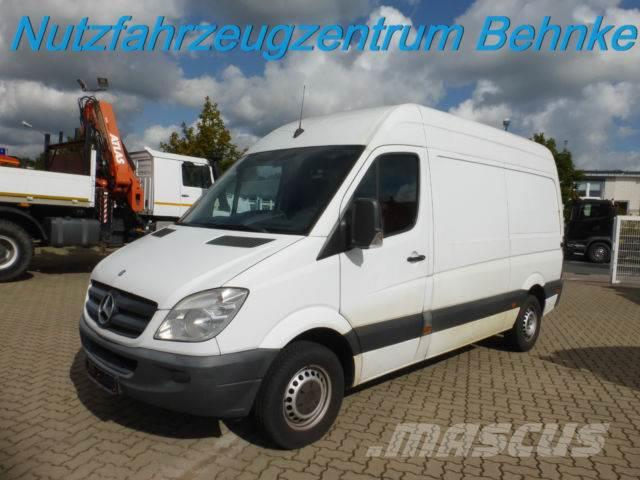 used mercedes benz 211 cdi sprinter ka 3 sitze ahk 2. Black Bedroom Furniture Sets. Home Design Ideas