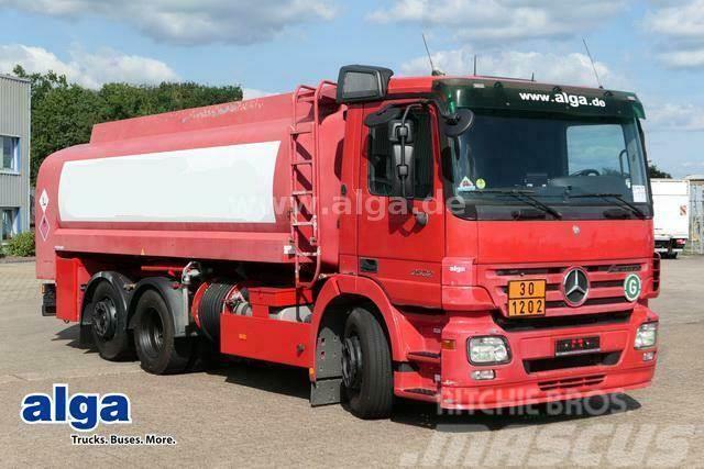 Mercedes-Benz 2532 Actros/Rohr Tankaufbau 19.500 ltr.