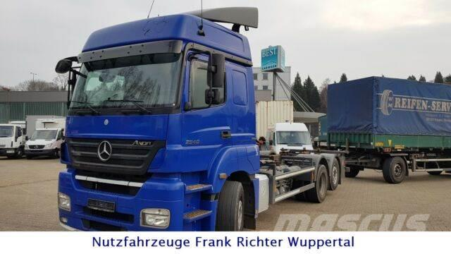 Mercedes-Benz 2540 Axor,550TKM ,Euro5,Kuppl.Neu,Top Zustand