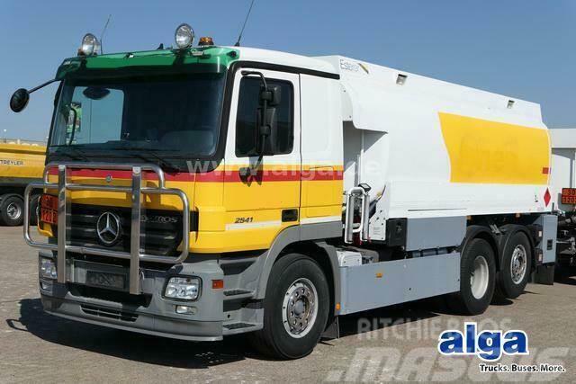 Mercedes-Benz 2541 L, 6x2/Esterer 20.130 ltr./ADR/Retarder