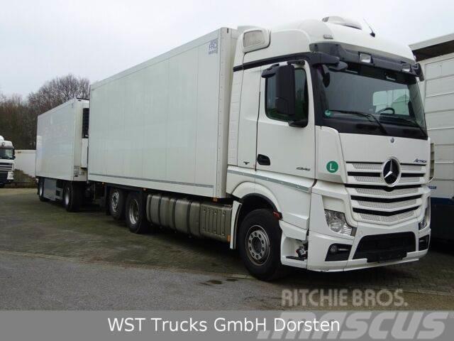 Mercedes-Benz 2542 Schmitz Rohrbahn Carrier U1100