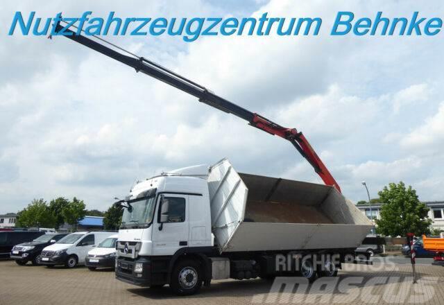 Mercedes-Benz 2544 LL Actros 6x2 Retarder/Klima/PK21001/Kipper