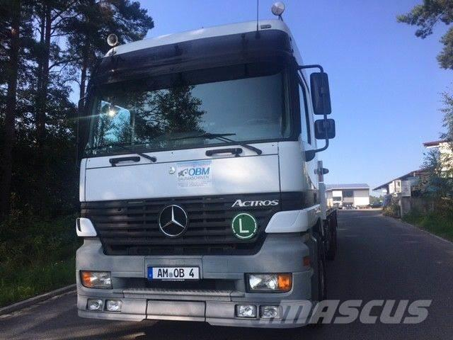 Mercedes-Benz 2548 - sofort einsatzbereit