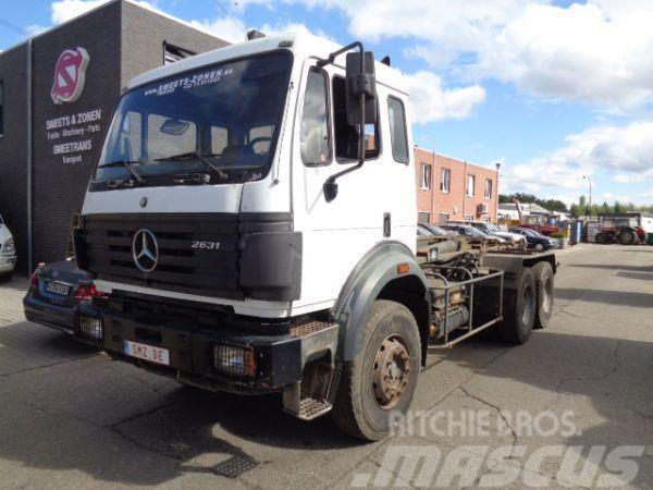 Mercedes-Benz 2631 keine 2629 2638