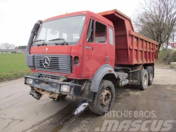 Mercedes-Benz 2631 Sans/NO motor-gear!