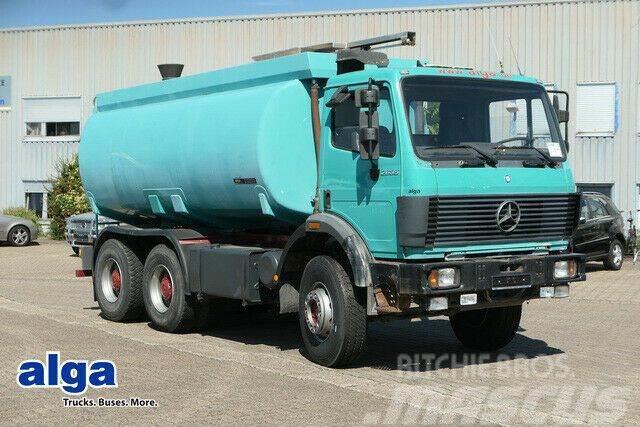 Mercedes-Benz 2635 K 6x4/17.000 ltr./Blatt/Wassertank