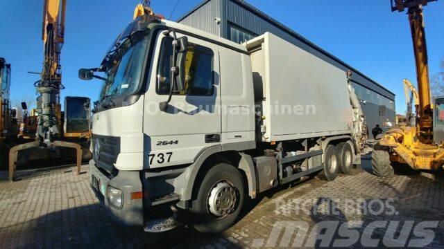 Mercedes-Benz 2644 Actros / Haller M21x1CL / Müllwagen