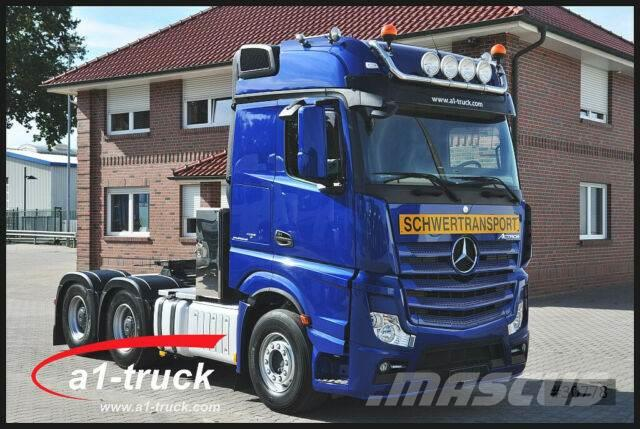Mercedes-Benz 2658 LS 6X4 F 16 Big Space, 120 t.,Schwerlast 6x