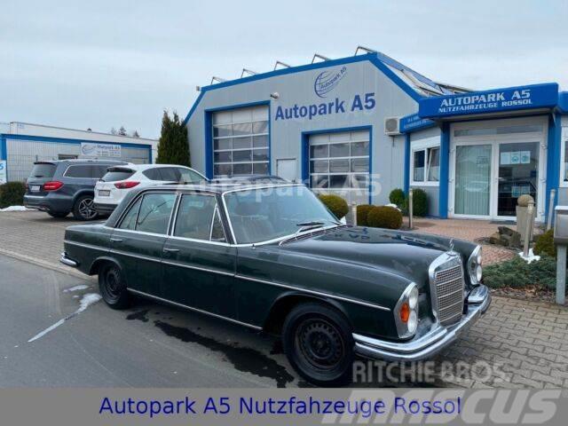 Mercedes-Benz 280 SE Oldtimer Deutsche Papiere
