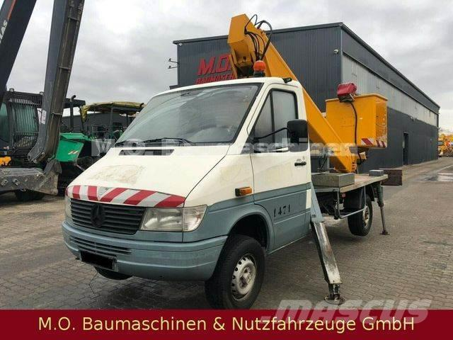 Mercedes-Benz 308 cdi Sprinter / Multitel Bühne 20m