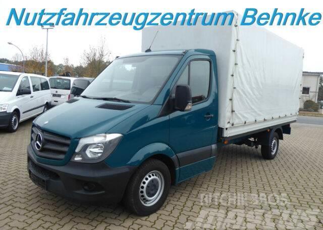 Mercedes-Benz 313 CDI Sprinter Pritsche/Pl./ AHK 2,8to/Euro5