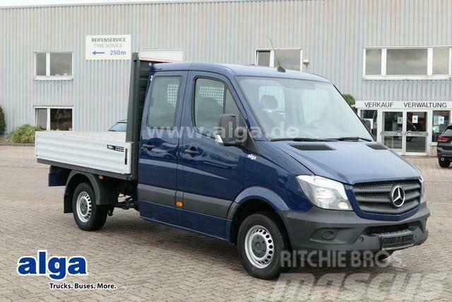 Mercedes-Benz 316 CDI DOKA 4x2, Euro 5, Kugelkopf-AHK, ESP