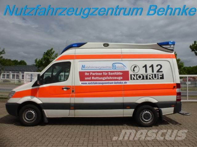 Mercedes-Benz 316 CDI Sprinter RTW Ambulanz Mobile/ Delfis2