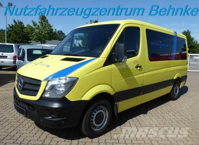 Mercedes-Benz 316 Sprinter KTW Ambulanz Mob. 2xStühl.+1xTrage