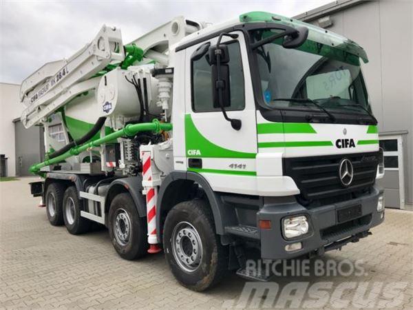 Mercedes-Benz 4141 Cifa 28