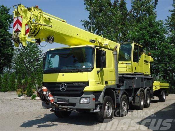 Mercedes-Benz 4144 8x4 Euro5 LIEBHERR LTF 1045-4.1