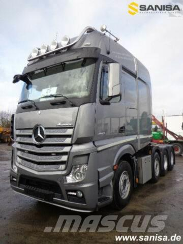 Mercedes-Benz 4158 Actros/MP4/8x4/Retarder/120t.*Klima*