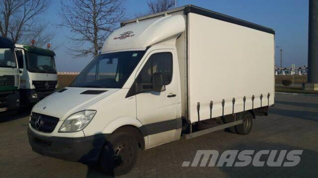 Mercedes-Benz 515 sprinter airco