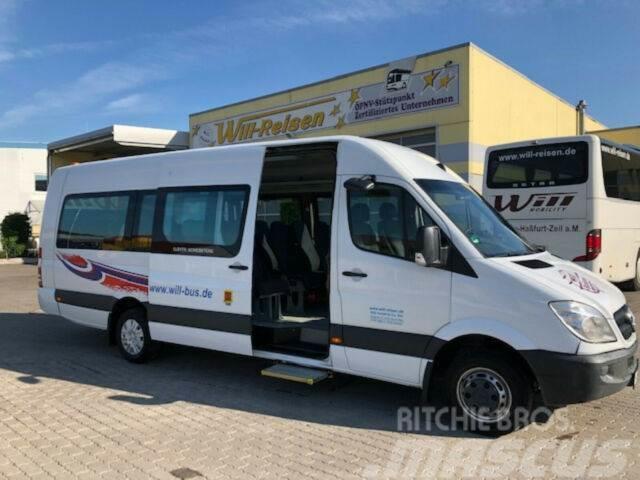 d40dccc56b Mercedes-Benz 516 Sprinter Transfer 55 RETARDER 23-Sitz EEV mini bus ...