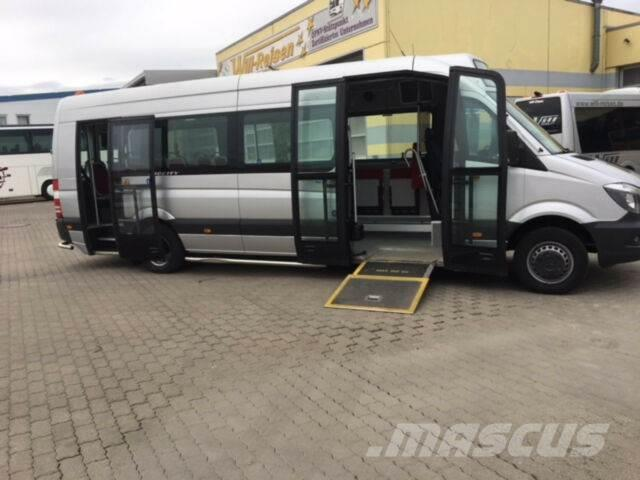 Mercedes-Benz 516 Sprinter City 65 MidCity Klima EURO 6