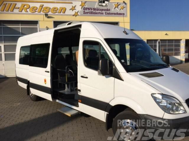 Mercedes-Benz 516 Transfer 6-Gang TELMA 23-Sitze KLIMA