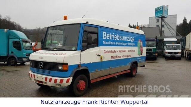 Mercedes-Benz 711 D Kastenwagen, Tüv Neu ! Guter Zustand !