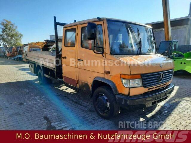 Mercedes-Benz 814 D / 7.490 Kg / Doka / Pritsche /
