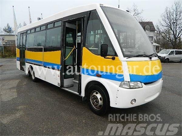 Mercedes-Benz 814 Evobus Linienbus 26+1 Sitze 7,49t GG Klima