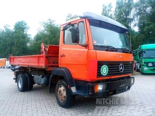Mercedes-Benz 814 Kipper Dfzg .Kugelkopf , guter Zustand