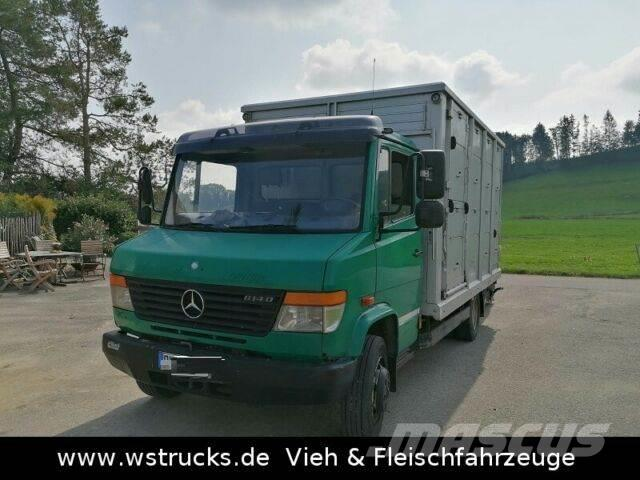 Mercedes-Benz 814 L Menke Einstock