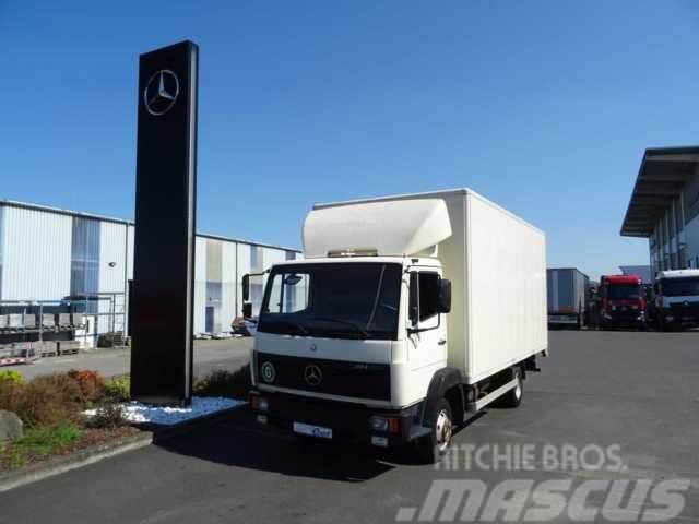 Mercedes-Benz 814 LK 4x2 Möbelkoffer Blatt/Blatt