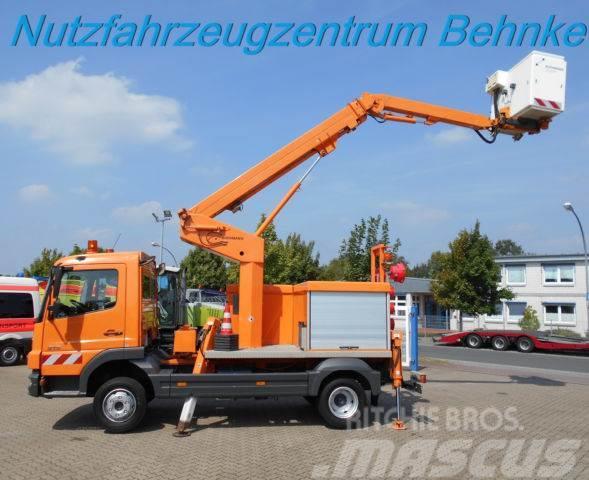 Mercedes-Benz 815 Atego Ruthmann Steiger Arbeitshöhe ca. 14,3m