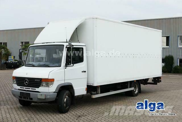 Mercedes-Benz 815 D Vario/Koffer/LBW/AHK/Standheizung