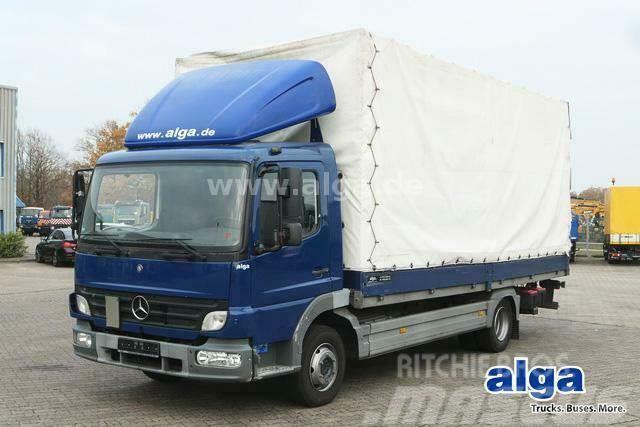 Mercedes-Benz 815 L Atego 4x2, MBB LBW, 6.200mm lang, Luftfe.