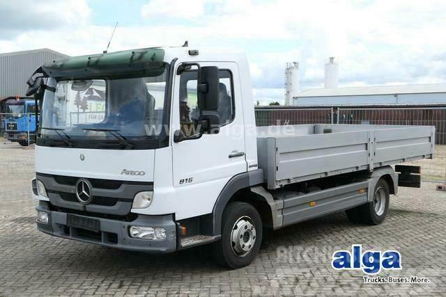 Mercedes-Benz 816 Atego 4x2, 5.180mm lang, wenig KM, Euro 5