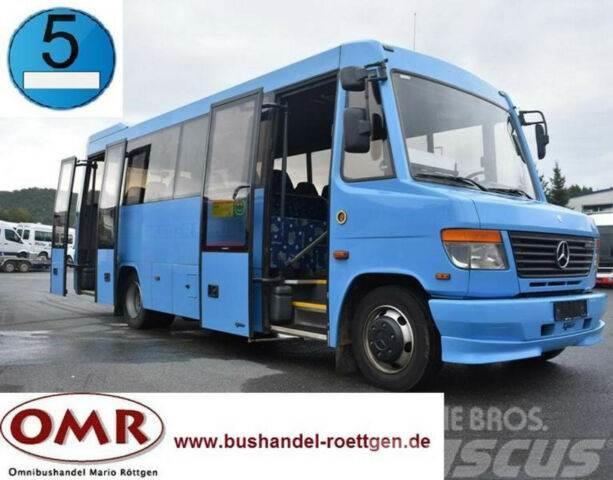 Mercedes-Benz 816 D/815/Rollstuhlbus/Sprinter/org. Kilometer
