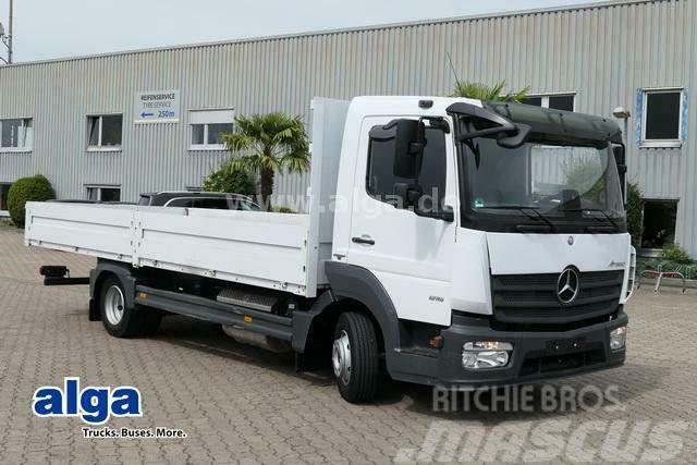 Mercedes-Benz 816 L Atego 4x2, 6.200mm lang, Euro 6, wenig KM