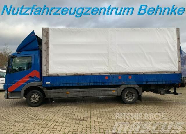 Mercedes-Benz 816 L Atego 6.2m Pritsche/ LBW/ Standhzg.