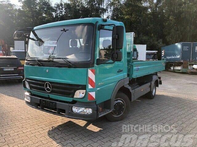 Mercedes-Benz 816Atego,Kipper,erst172TKM,Rockinger,Kugelkopf