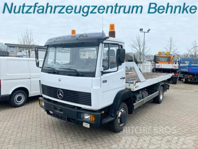 Mercedes-Benz 817 BB/Schiebeplateau/analog. Tacho./ AHK/ 6Zyl.
