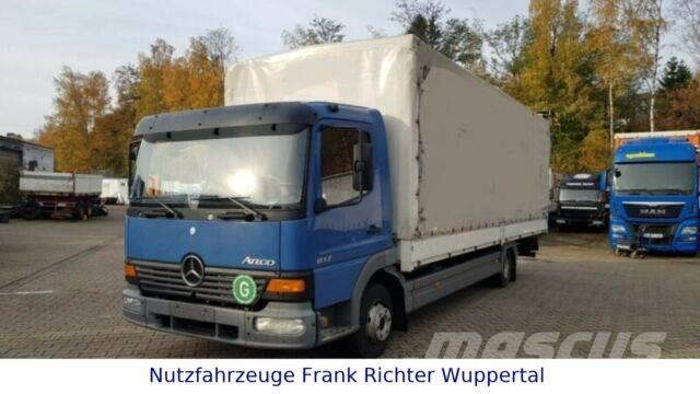 Mercedes-Benz 817 L, 7,1 mtr.Pritsche,Euro 4,AHK,TOP !