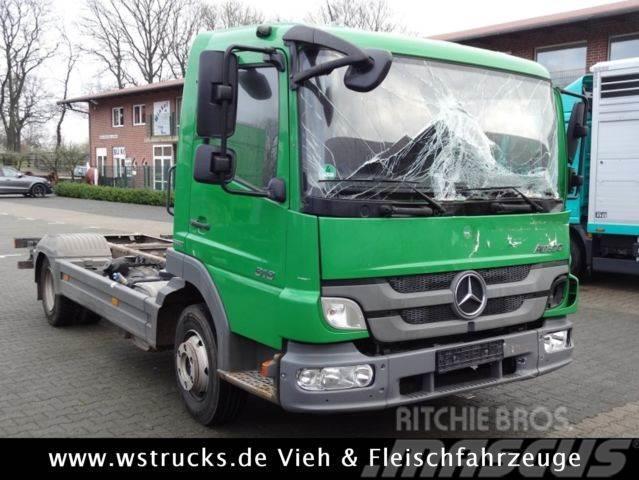 Mercedes-Benz 818 Fahrgestell Euro 5